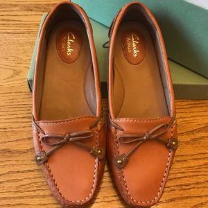 Clarks Artisan Dunbar Racer Loafers